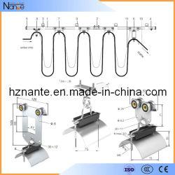 Мостовой кран системы пальчикового типа кабеля