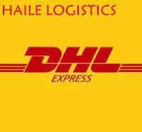 DHL von China nach weltweit