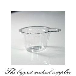 Desechables médicos de orina, la taza con diferentes tamaños