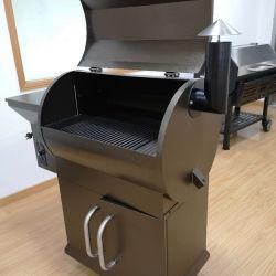 Venda por grosso de elevador Digital Madeira churrascos Pellet Grill Fumante Grill para cozinha ao ar livre