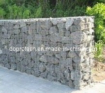 溶接されたGabionの特徴の壁(DP-WG11)