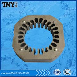 Le stator avec bobinage de cuivre ou aluminium