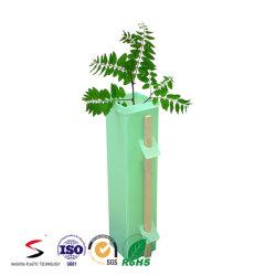 Árbol de Plástico PP guardia de protección de las plantas