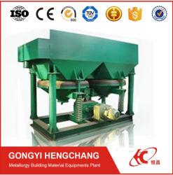 De Machine van de Mijnbouw van het Kaliber van het Erts van het Tin van de Installatie van de Verwerking van het wolfram