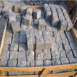 Dunkler Basalt-Straßenbetoniermaschine-Ziegelstein des Grau-G684 schwarzer