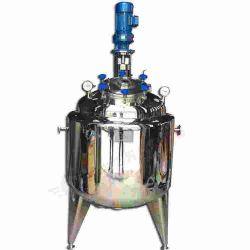 vaso de pressão de Aço Inoxidável Industrial jaqueta de mistura de Reactor Recipiente de reacção