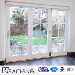 Herstellungs-Rasterfeld besitzen Entwurfs-Fenster-Aluminium Kurbelgehäuse-Belüftung mit doppeltem Glas