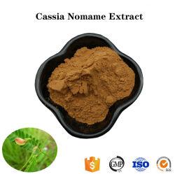 Alimento salutare naturale della polvere di Nomame della cassia dell'estratto dello stabilimento chimico direttamente 100% della fabbrica del rifornimento