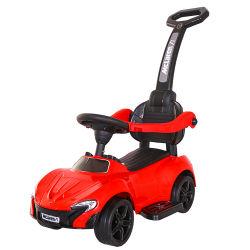 Nouveau élégante voiture de la pédale de jouets pour bébés en plastique pour les enfants à l'entraînement de poussette