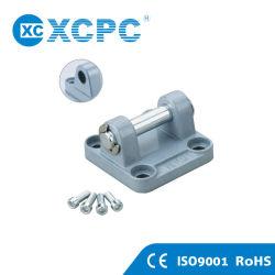 Accessori per cilindri pneumatici standard ISO con doppio auricolare CB+pin
