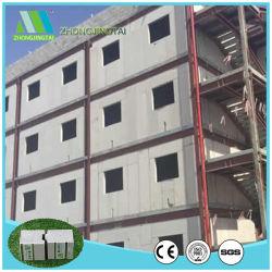 販売の環境の友好的な隔壁のパネル工法防水材料のための軽量の壁のボード
