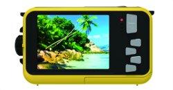 24MP IP67は二重スクリーンHD 16Xデジタルのズームレンズを防水する