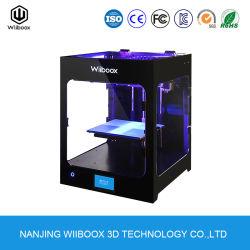 Wiiboox un Mini rápido prototipo de máquina de impresión 3D Desktop impresora 3D para la venta