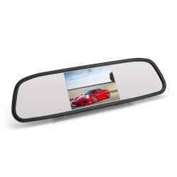 """4.3 """" TFT LCD Auto-Parkenrearview-Spiegel-Monitor mit speziellem Halter für Auto"""