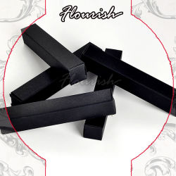 Один цвет нескольких цветных плоских Pack прямоугольник картона духи губная помада Lip gloss брови в подарочной упаковке пера в салоне