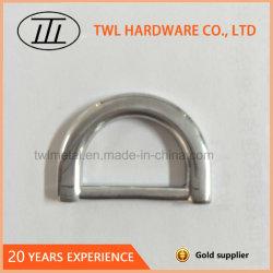 New Design Stainless Steel D Ring for Bag Twl S-011