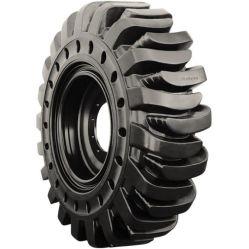 포크리프트 단단한 타이어 600-9 700-12 650-10 8.15-15
