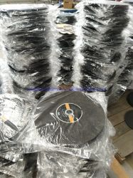 Пластмассовый клей для матирования большого размера режущий диск для полировки шлифовки металлических Inox из нержавеющей стали с ISO МПА BSCI