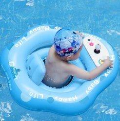 Il Kiddie molle guida la piscina per l'insieme del regalo del bambino