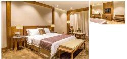 4つの星の現代贅沢な木のホテルの家具の寝室セット(YB-WS-79)