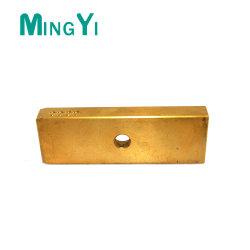 Excellent ronde DIN de moulage par injection de bronze de la bague (UDSI0169)