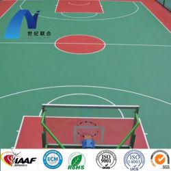La strada Underlying Futsal di ping-pong del sigillante di strato dell'unità di elaborazione del silicone di alta qualità eccellente di prezzi bassi sollecita la pista corrente atletica della pavimentazione di superficie di sport