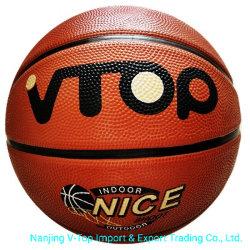 Ламинированные PU ПВХ баскетбол спортивные товары