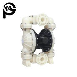 Pomp van het Diafragma van de Lucht van de hoge druk de Pneumatische Plastic voor Chemische Industrie