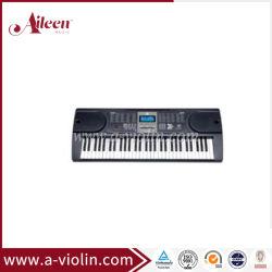 61-sleutels Instrument van de Muziek van het LEIDENE Toetsenbord van de Vertoning het Elektronische (EK61216)