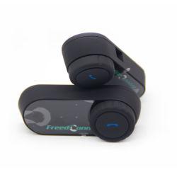 Goldstar Intercomunicador Bluetooth Motociclo com função de DSC