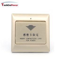 S218 호텔 방 자물쇠 키 카드 힘 에너지 절약 스위치