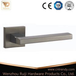 Leva della maniglia di portello di qualità del hardware della serratura di portello di Msb/Cp con la base quadrata (Z6218-ZR13)
