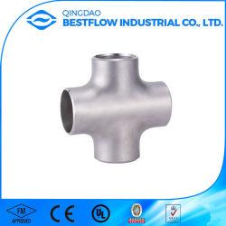 ANSI / ASME / B16.9 soldadura topo /Inoxidável Aço Carbono Tubos Cruz