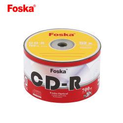일반적인 700MB 3색 인쇄 공 CD-ROM 디스크