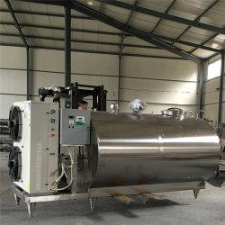 Kühltank aus Edelstahl 1000 l Milch Kühltank