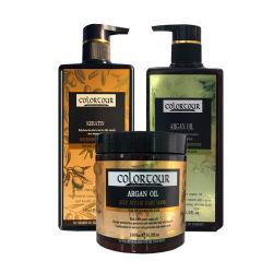 Природные шампунь органических аромат масла Argan шампунь для ухода за волосами