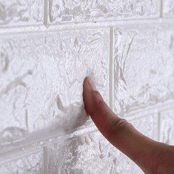 Fabricação de adesivos de parede de espuma em 3D da China Fornecedor