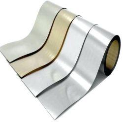 Banda de acero se compone de metal de níquel titanio combinados de aleación de la bobina de cinta