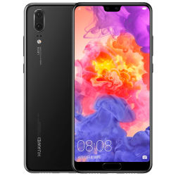 2019 Commerce de gros de cellulaire d'origine 6 Go de 64 Go/128 Go pour téléphone intelligent P20