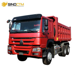 HOWO LKW-heißer Preis Sinotruk 6X4 290-371HP Kipper-/Lastkraftwagen- mit KippvorrichtungKipper für HOWO neu und verwendet