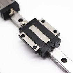 THK CNC piezas alternativas de bajo precio fábrica china Plaza de la brida de guía lineal de tipo de transporte ferroviario de movimiento lineal de Lm Deslice la guía deslizante para máquinas CNC