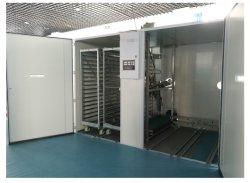 Linha de aves de ovos de galinha incubadora de poupança de energia capacidade 19200 Incubadora na agricultura