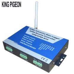 Licence d'utilisation GPRS Enregistreur de données de télémétrie, SCADA, pour station météo et des déchets et de la ferme de surveillance de l'eau et irrigation