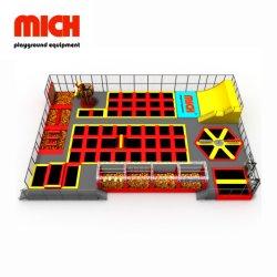 2019 Mich Professional Trampoline avec filet de sécurité pour la vente