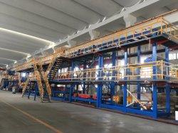 Sbs Membrana impermeable de asfalto modificado equipos de la línea de producción