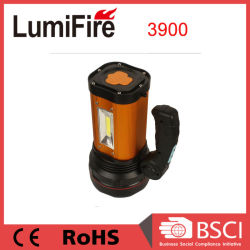 Lampe portable USB mobile projecteur lumière LED rechargeable d'alimentation