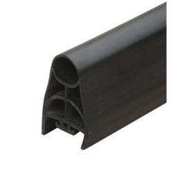 Flexible de l'écran de douche en plastique durable lame de bande d'étanchéité en caoutchouc