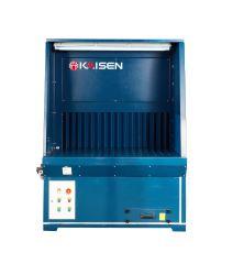 産業カートリッジフィルター塵抽出の下向き通風の仕事台