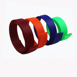 Nylon tressé RoHS extensible fil manchon protecteur de câble de gestion de la conduite flexible