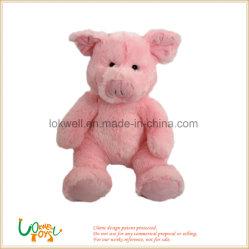 Scherzt weicher Plüsch angefülltes reizendes Schwein-Tier Kind-Baby-Spielzeug